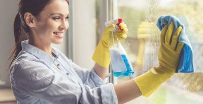 Spotless Cleaning Without Harsh Chemicals